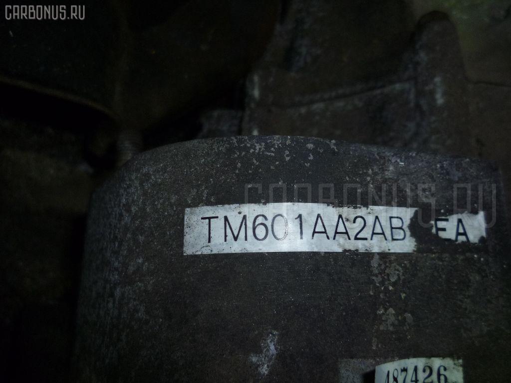КПП механическая SUBARU SAMBAR KV3 EN07. Фото 3