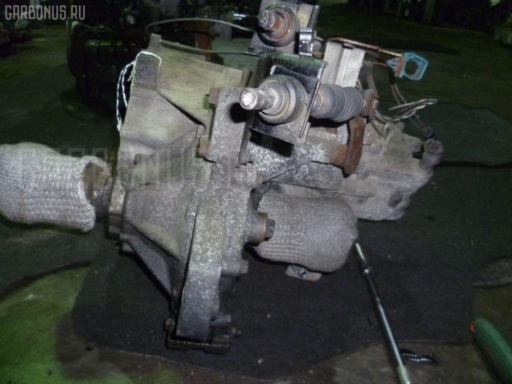КПП механическая SUBARU SAMBAR KV3 EN07. Фото 5