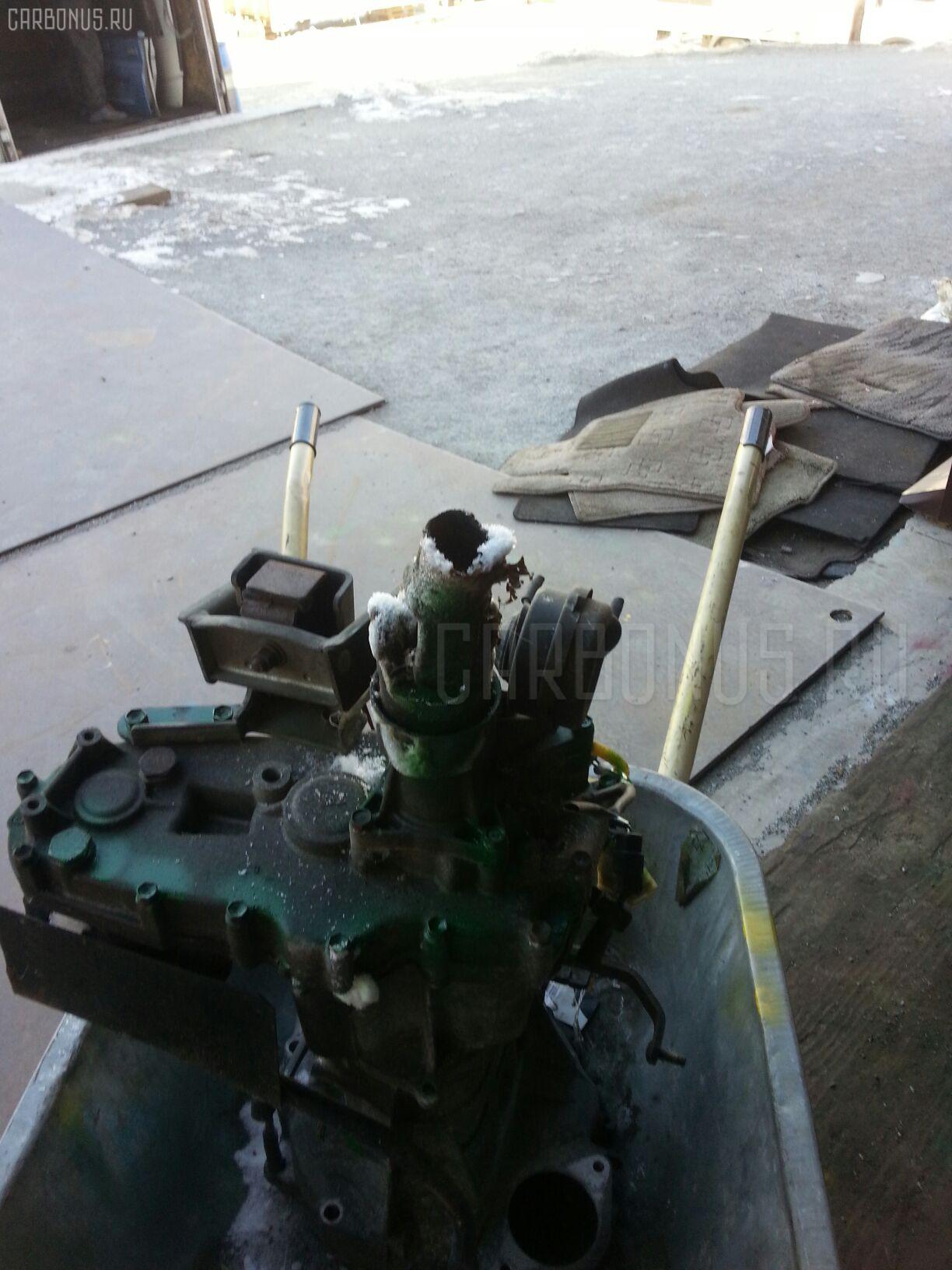 КПП механическая DAIHATSU HIJET S82P EF-CS Фото 1