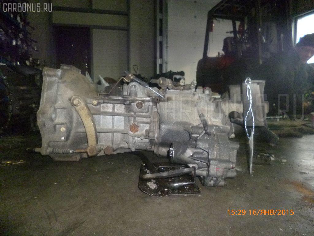 КПП механическая DAIHATSU HIJET S82P EF-CS Фото 2