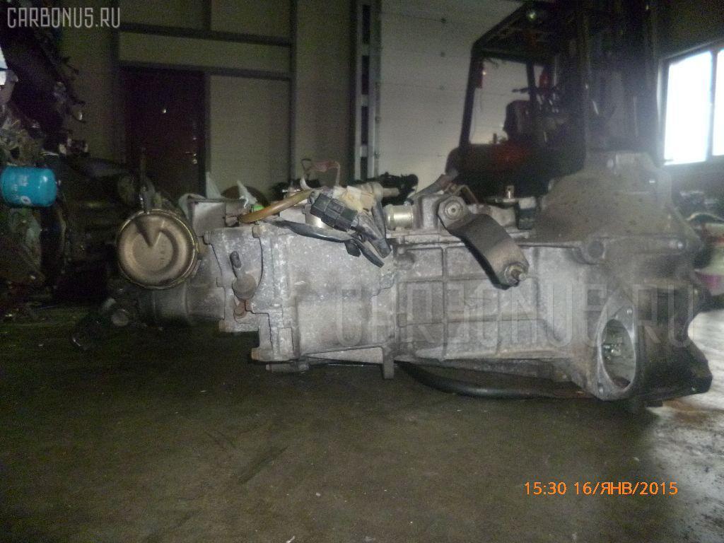 КПП механическая DAIHATSU HIJET S82P EF-CS Фото 3