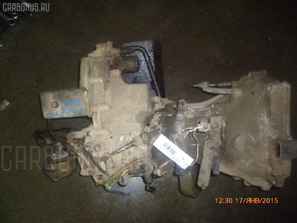КПП механическая DAIHATSU HIJET TRUCK S83P EF-CS Фото 5