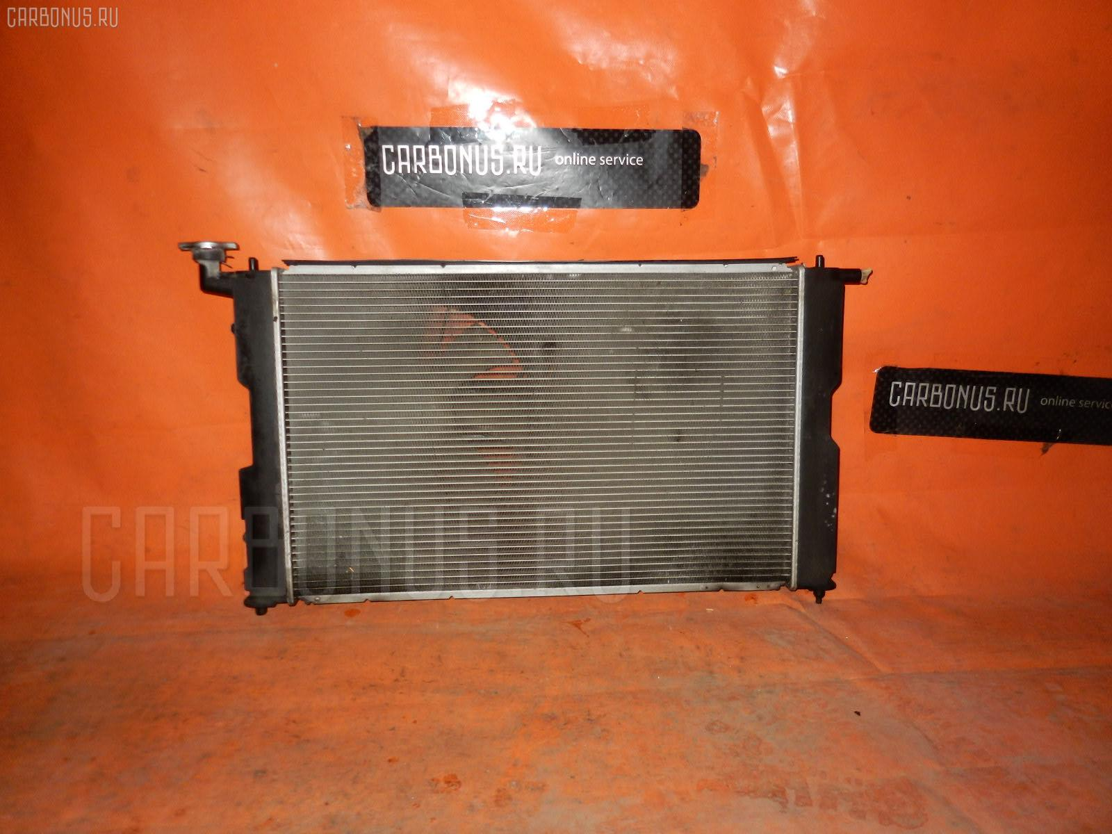 Радиатор ДВС TOYOTA VISTA ZZV50 1ZZ-FE. Фото 6