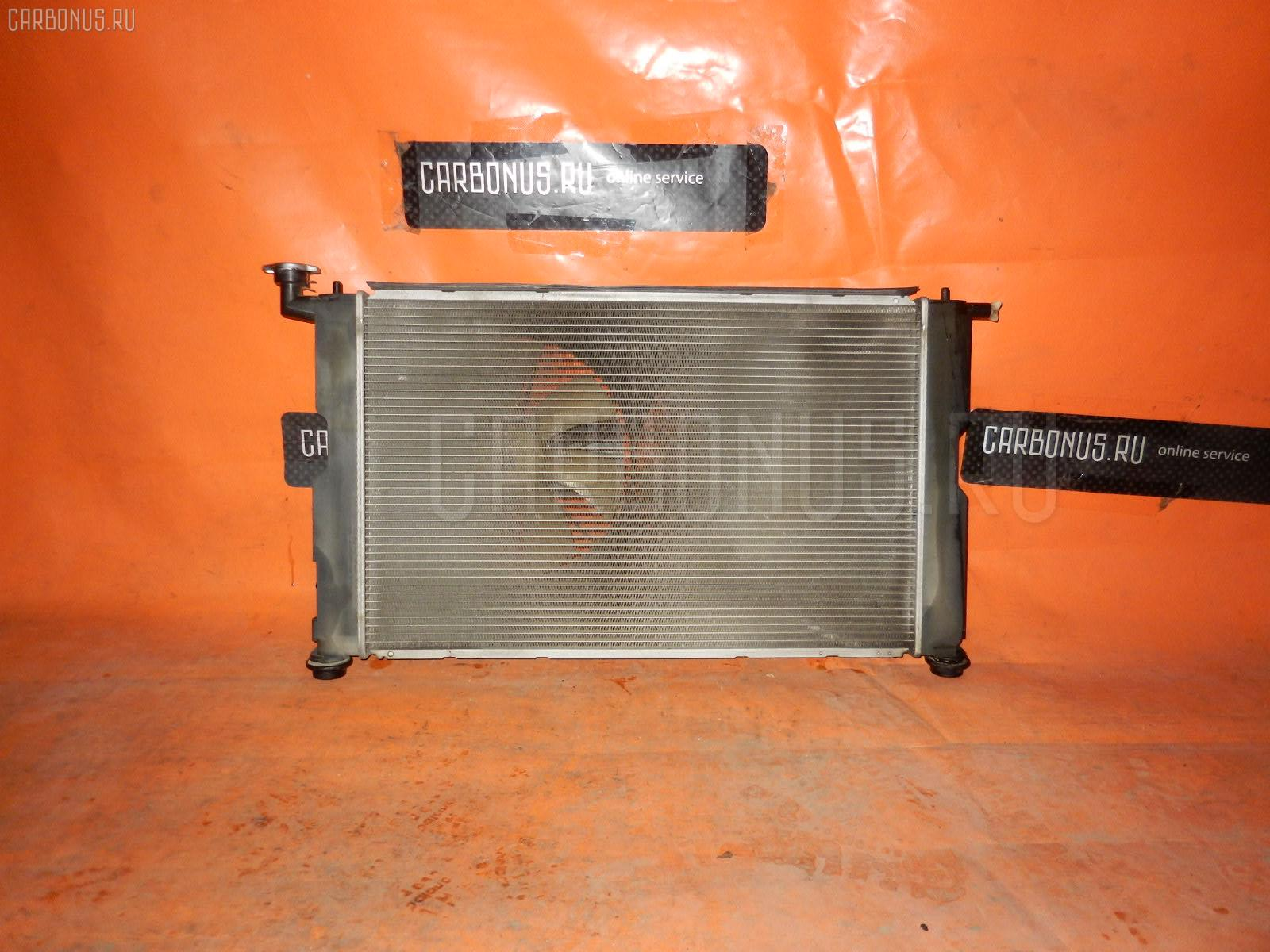 Радиатор ДВС TOYOTA VISTA ZZV50 1ZZ-FE. Фото 7