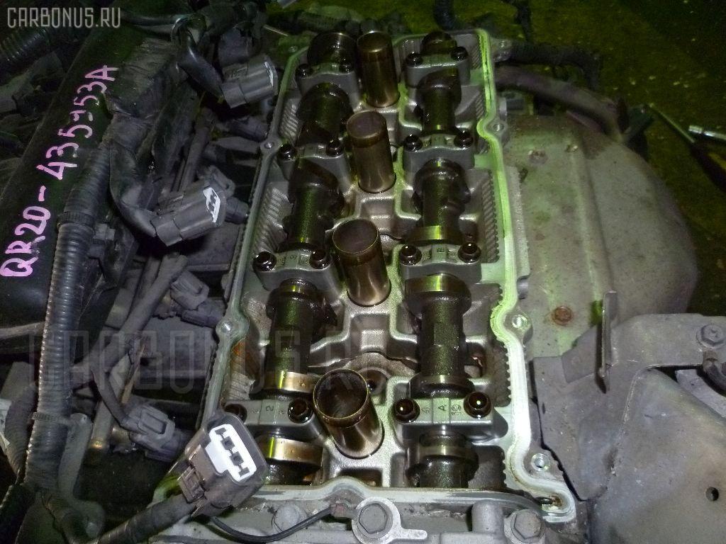 Двигатель NISSAN AVENIR RW11 QR20DE. Фото 2