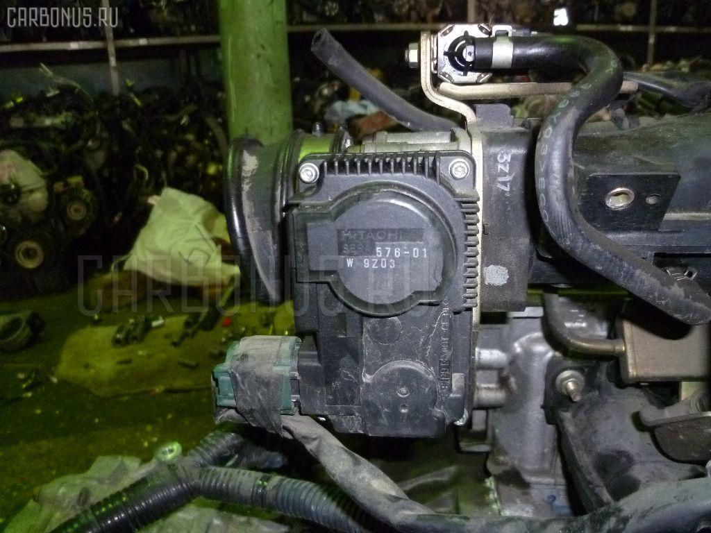 Двигатель NISSAN AVENIR RW11 QR20DE. Фото 3