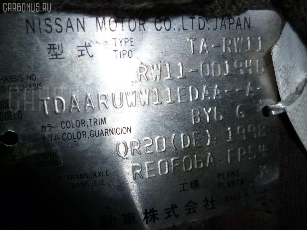 КПП автоматическая NISSAN AVENIR RW11 QR20DE. Фото 1