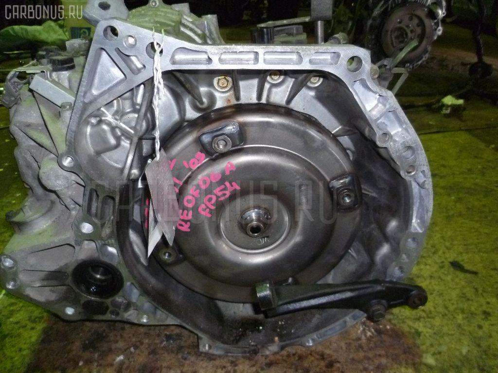 КПП автоматическая NISSAN AVENIR RW11 QR20DE. Фото 2