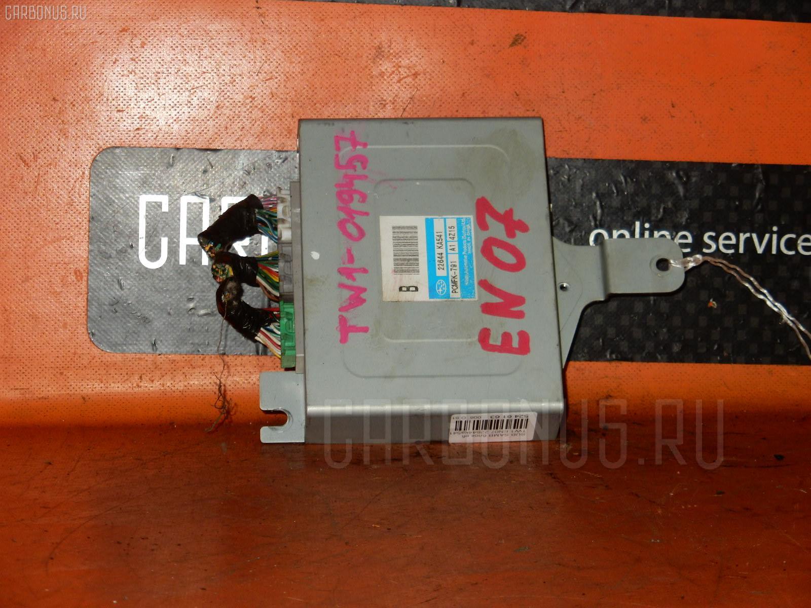 Блок EFI SUBARU SAMBAR TW1 EN07 Фото 2