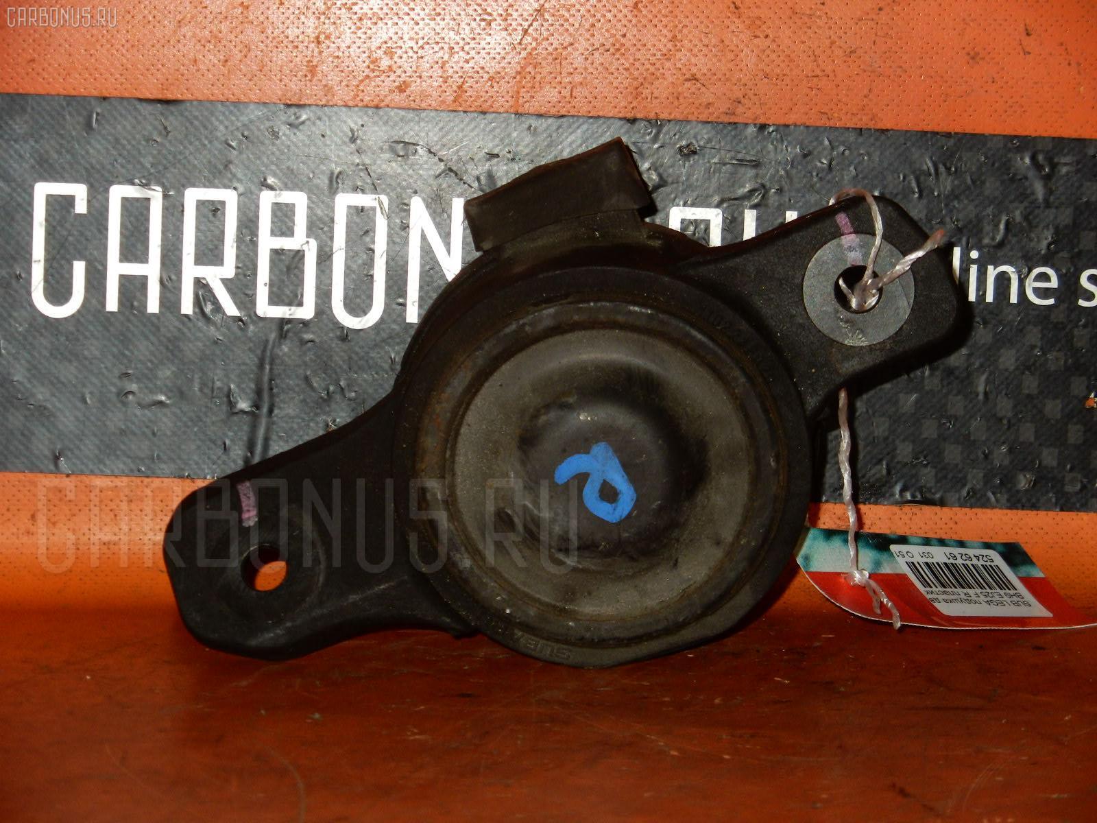 Подушка двигателя SUBARU LEGACY BH9 EJ25 Фото 1
