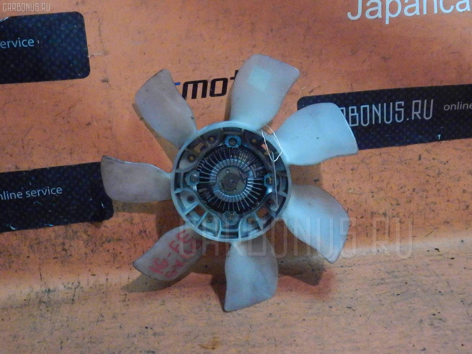 Вискомуфта TOYOTA CROWN GS171 1G-FE. Фото 10