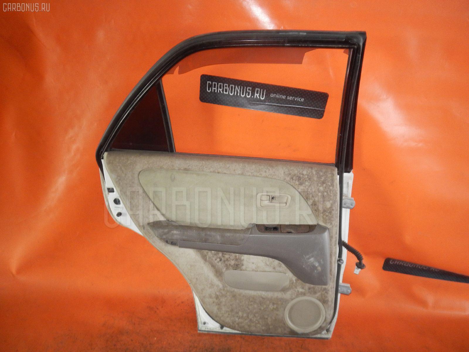 Дверь боковая TOYOTA HARRIER SXU15W. Фото 3