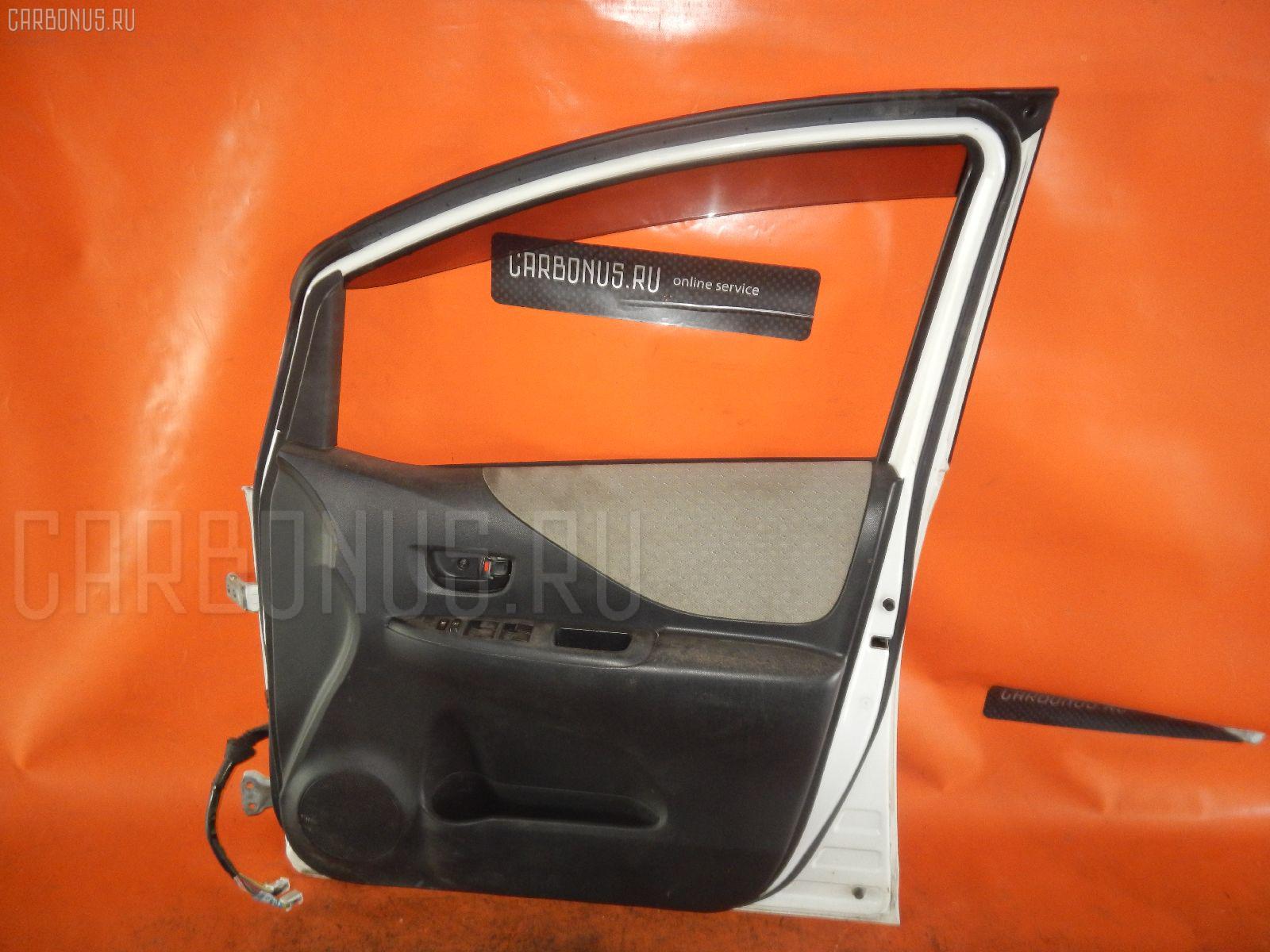 Дверь боковая TOYOTA RACTIS SCP100. Фото 4