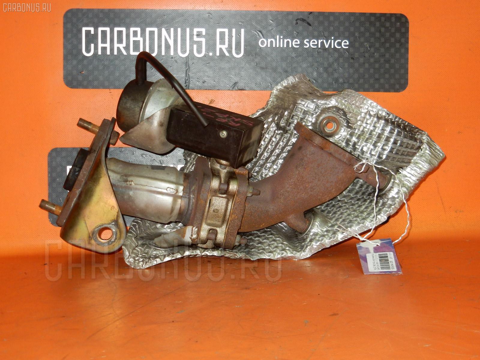 Коллектор выхлопной Mazda Bongo SKF2M RF-T Фото 1