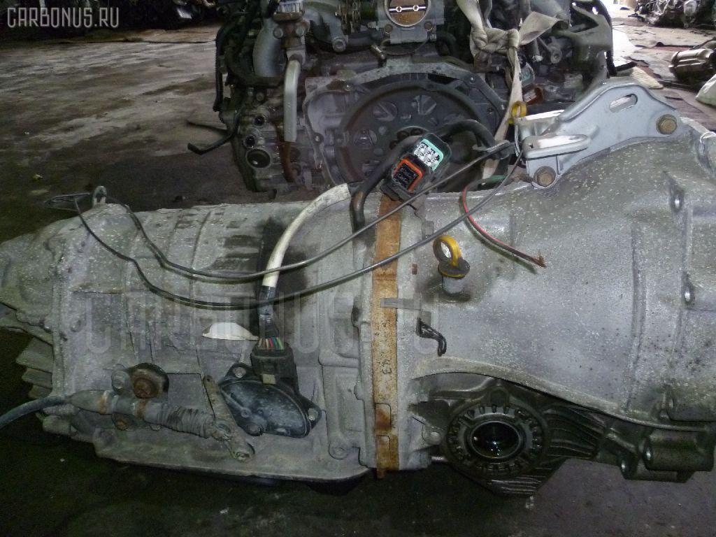 КПП автоматическая SUBARU LEGACY WAGON BH5 EJ202DXDAE Фото 4