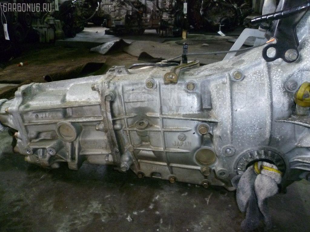 КПП механическая SUBARU LEGACY BL5 EJ20 Фото 4