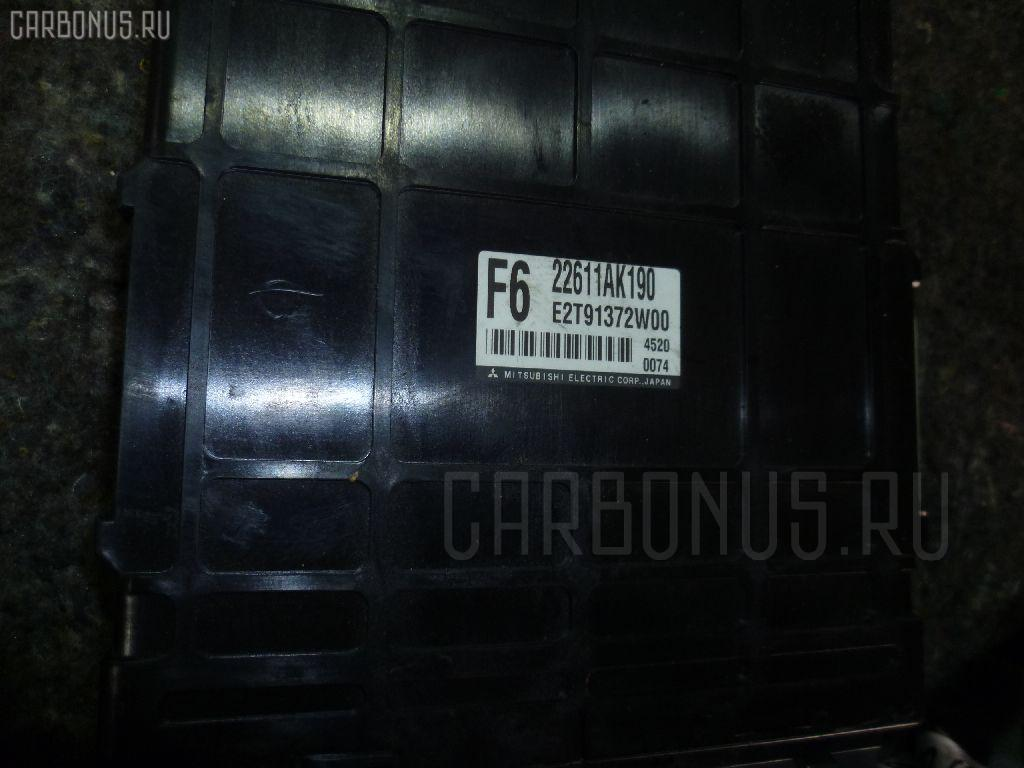 КПП механическая SUBARU LEGACY BL5 EJ20 Фото 13