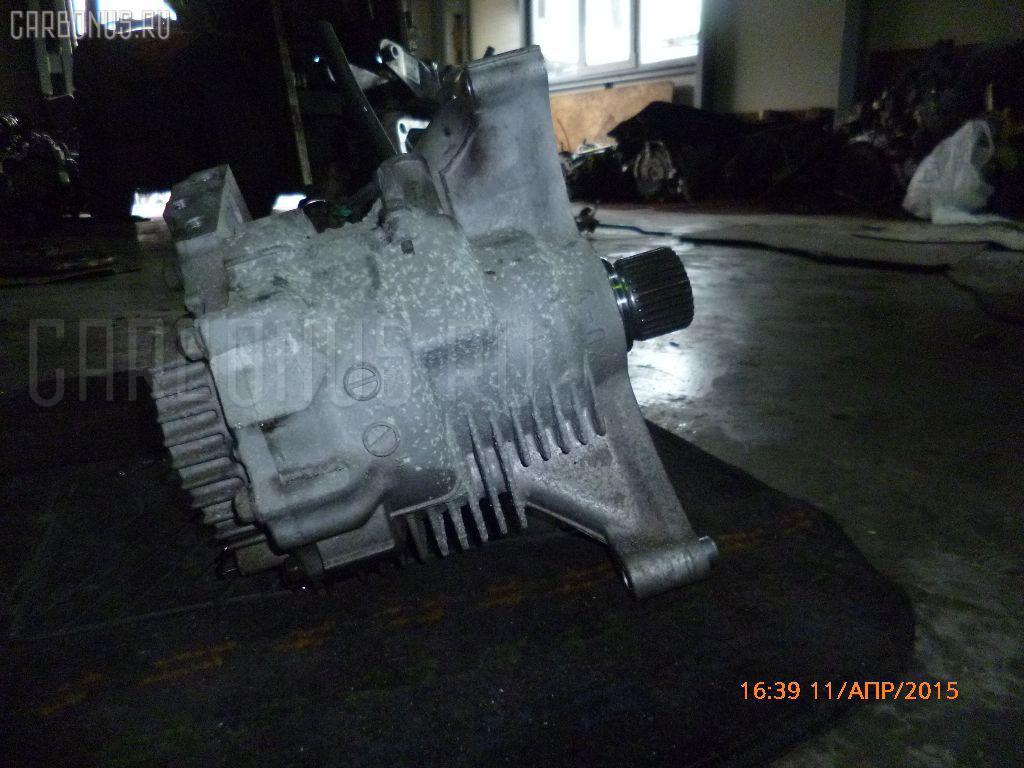 КПП механическая NISSAN SUNNY FNB15 QG15DE Фото 10