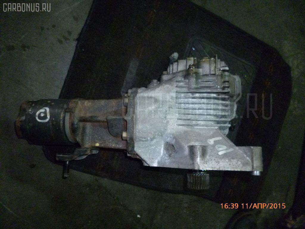 КПП механическая NISSAN SUNNY FNB15 QG15DE Фото 12