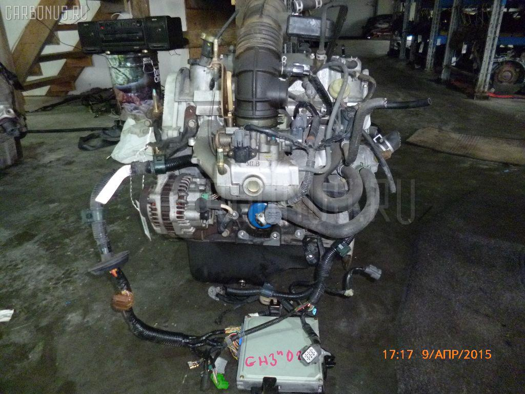 Двигатель HONDA HR-V GH3 D16A. Фото 10