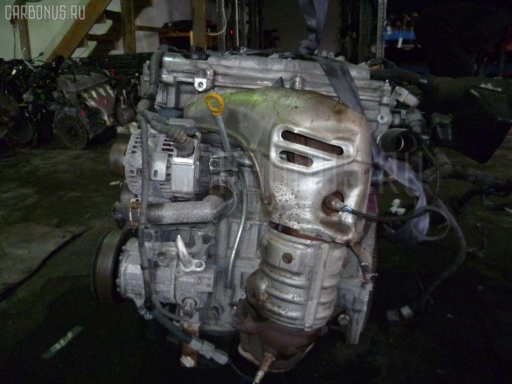 Двигатель TOYOTA ISIS ANM10G 1AZ-FSE. Фото 11