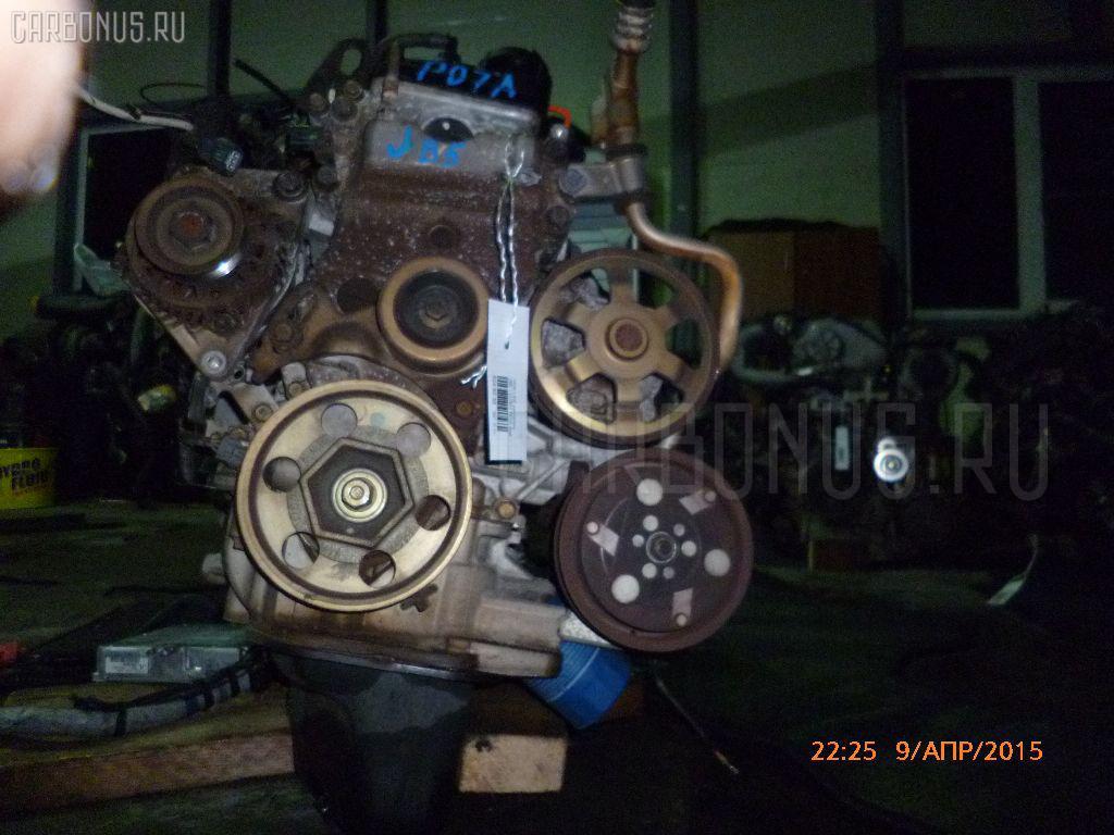 Двигатель HONDA LIFE JB5 P07A Фото 6