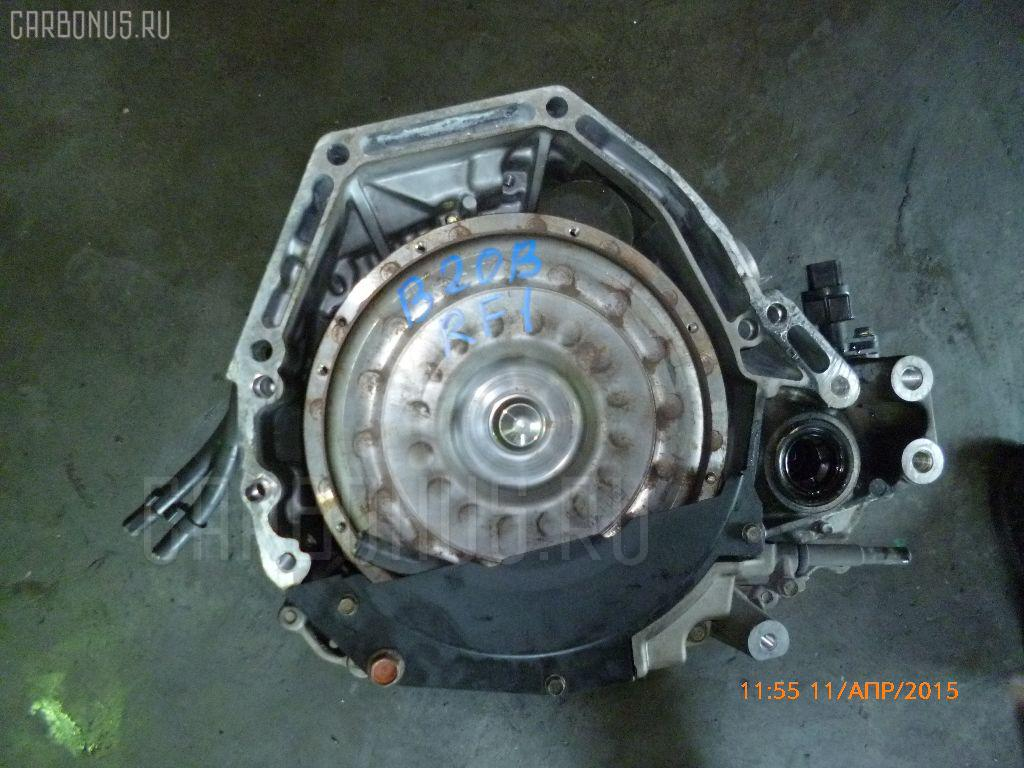 КПП автоматическая HONDA STEP WGN RF1 B20B. Фото 11