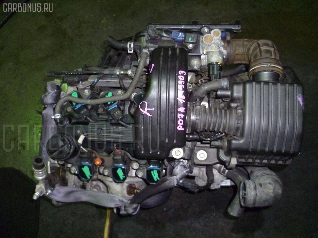 Двигатель HONDA LIFE JB5 P07A Фото 12