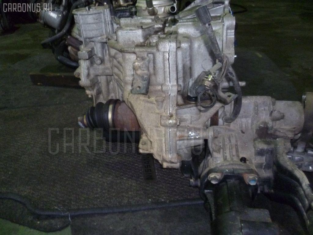 КПП автоматическая SUZUKI WAGON R MC21S K6A-T Фото 3