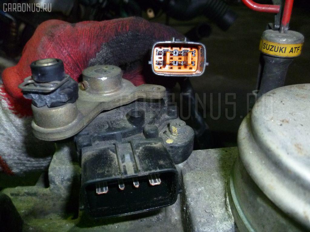 КПП автоматическая SUZUKI WAGON R MC21S K6A-T Фото 5