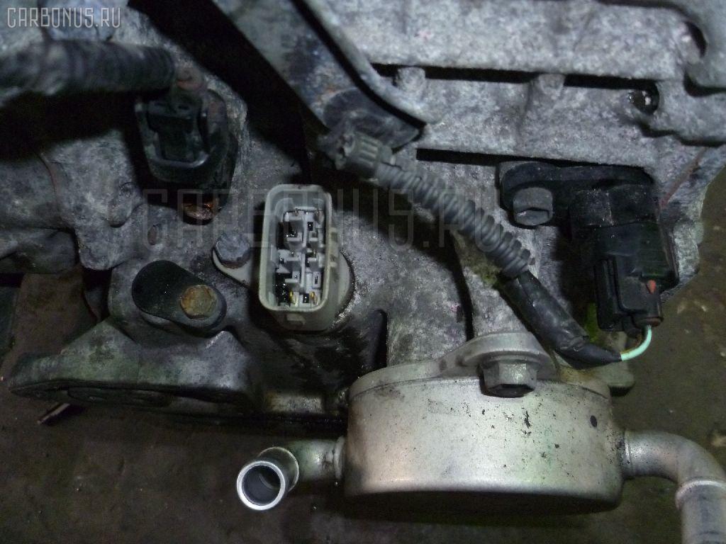 КПП автоматическая TOYOTA VITZ KSP90 1KR-FE. Фото 11