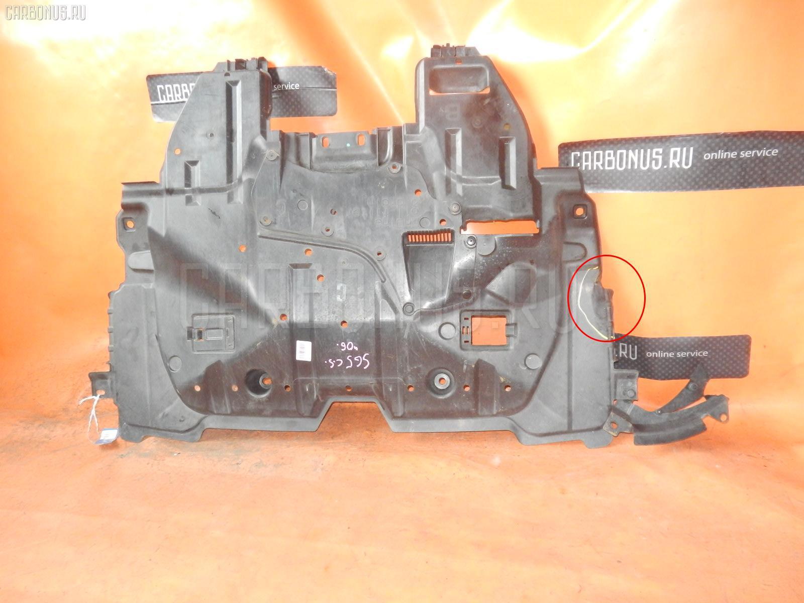 Защита двигателя SUBARU FORESTER SG5 EJ20. Фото 7