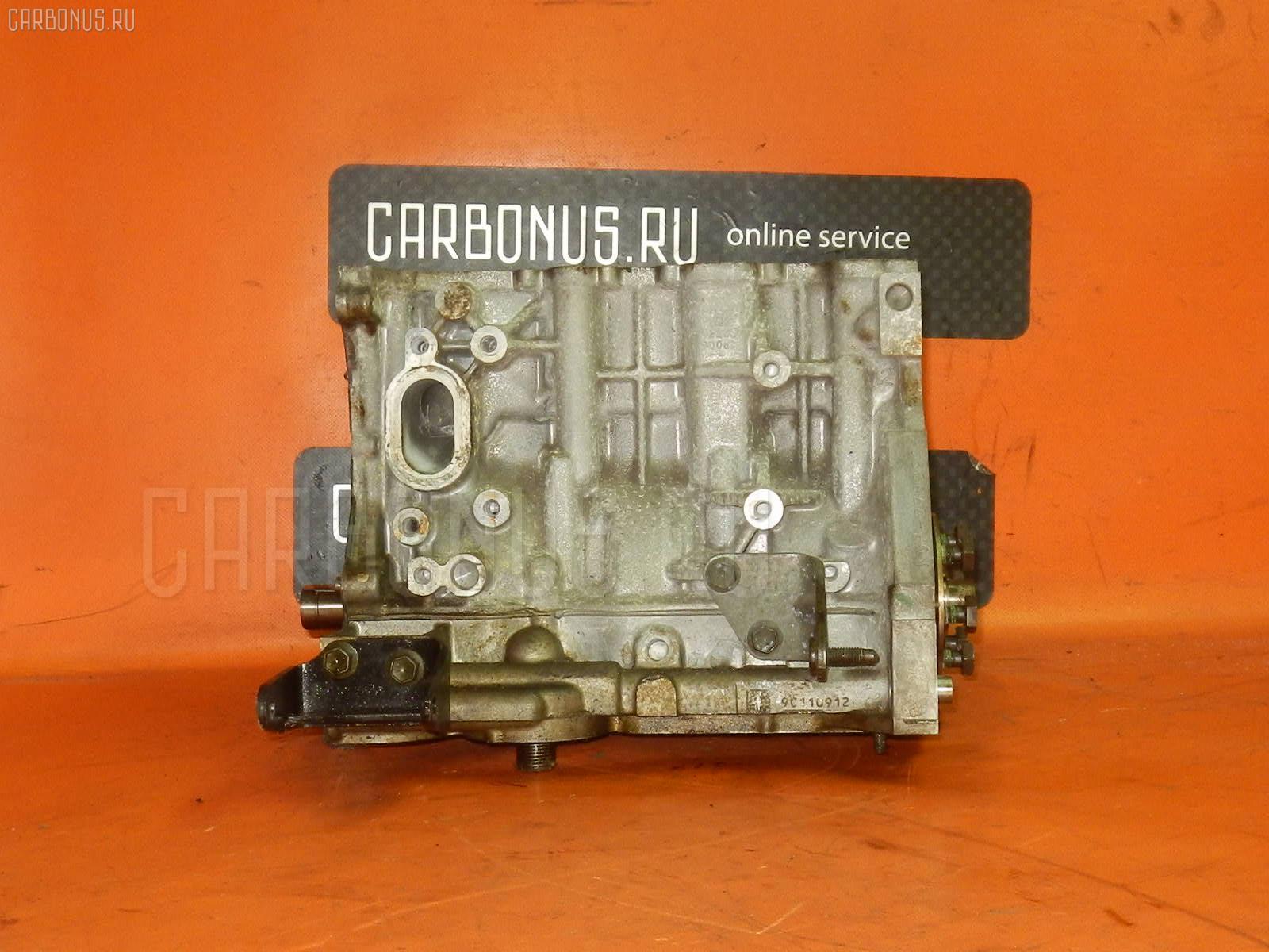 Блок двигателя NISSAN MOCO MG21S K6A Фото 1