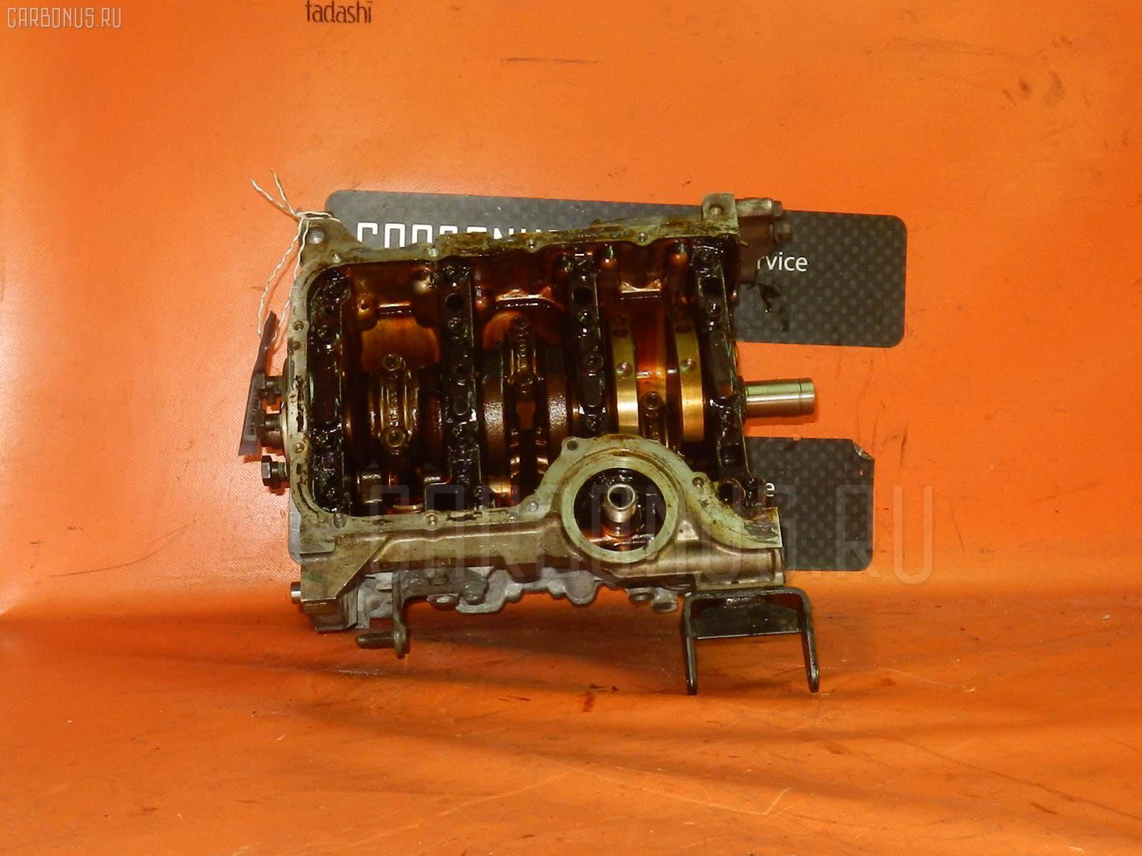 Блок двигателя NISSAN MOCO MG21S K6A Фото 6