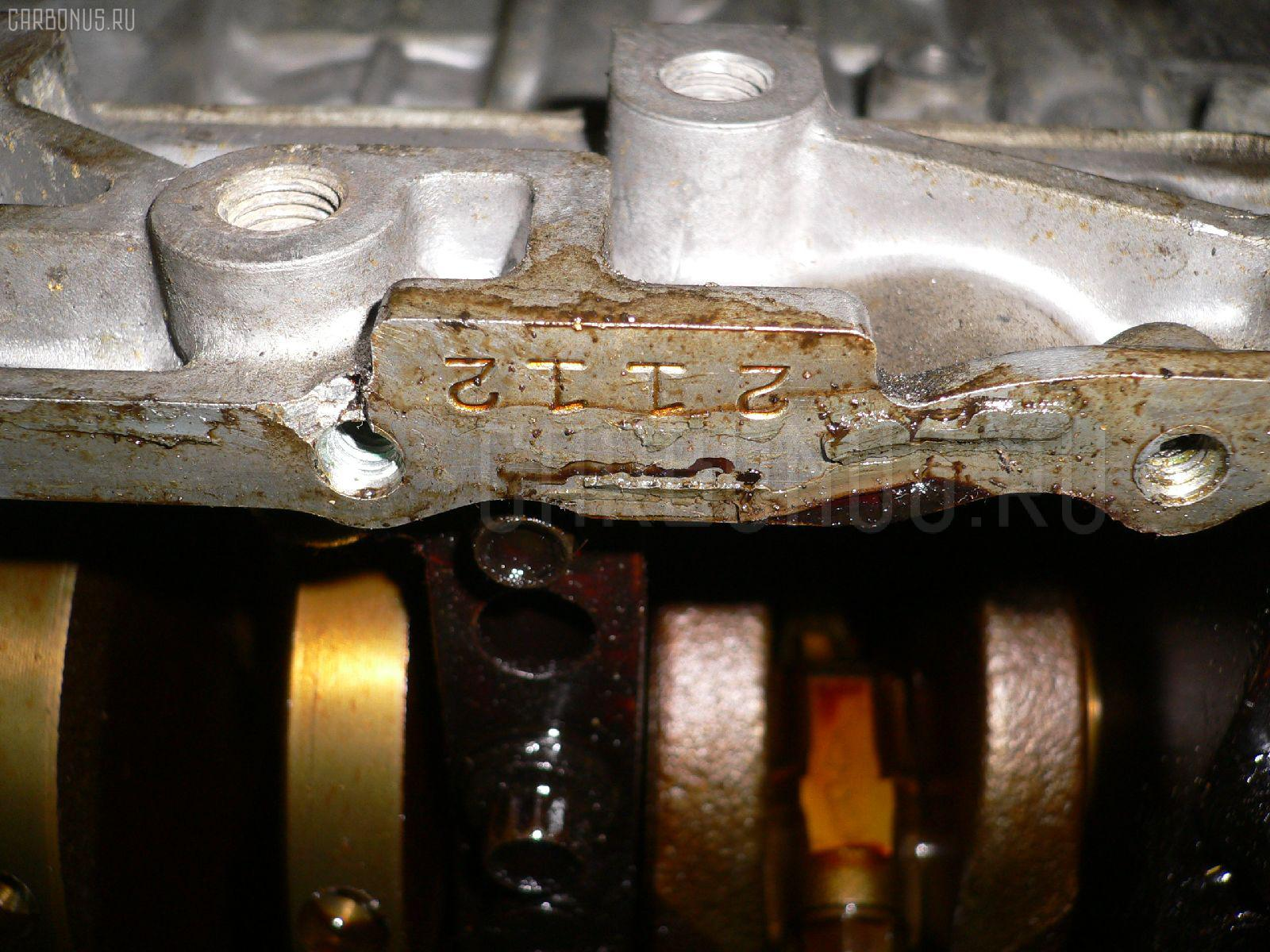 Блок двигателя NISSAN MOCO MG21S K6A Фото 10
