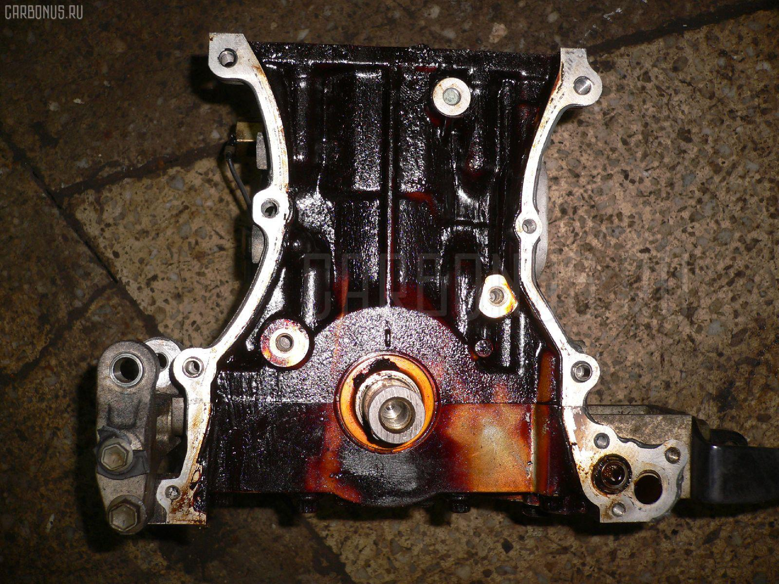 Блок двигателя NISSAN MOCO MG21S K6A Фото 12