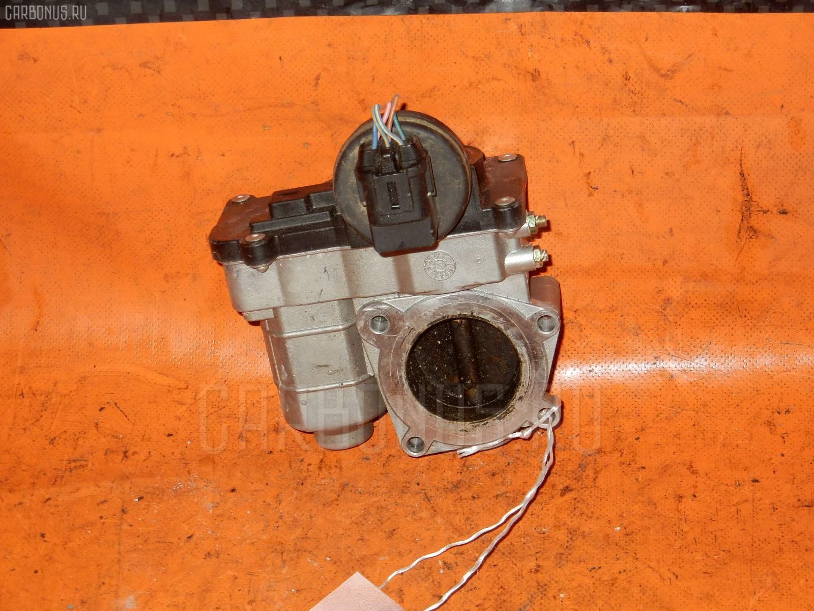 Дроссельная заслонка NISSAN MARCH K12 CR10DE. Фото 4