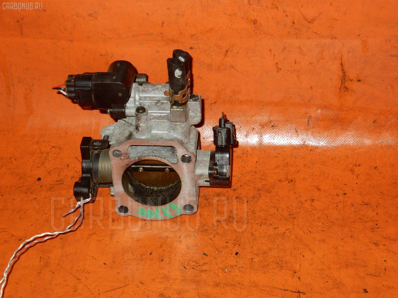 Дроссельная заслонка TOYOTA CHASER GX100 1G-FE. Фото 11