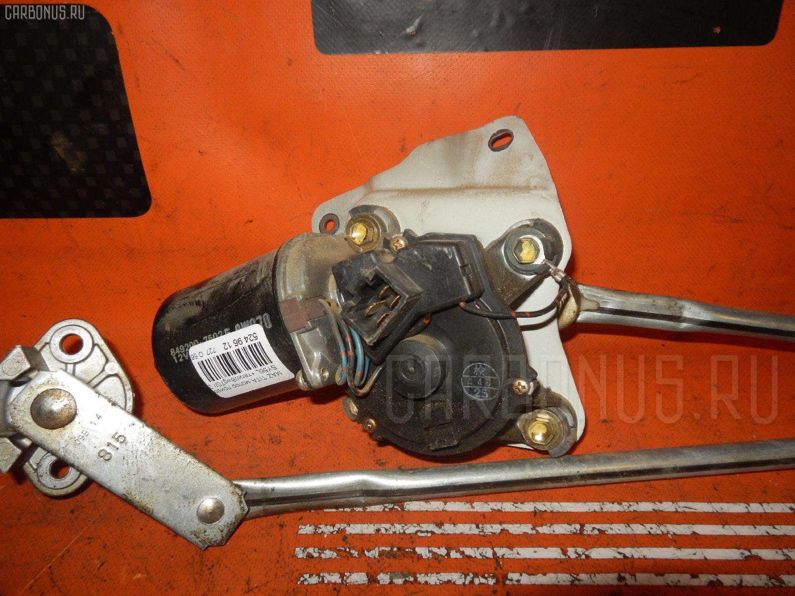 Мотор привода дворников MAZDA TITAN SY56L Фото 2