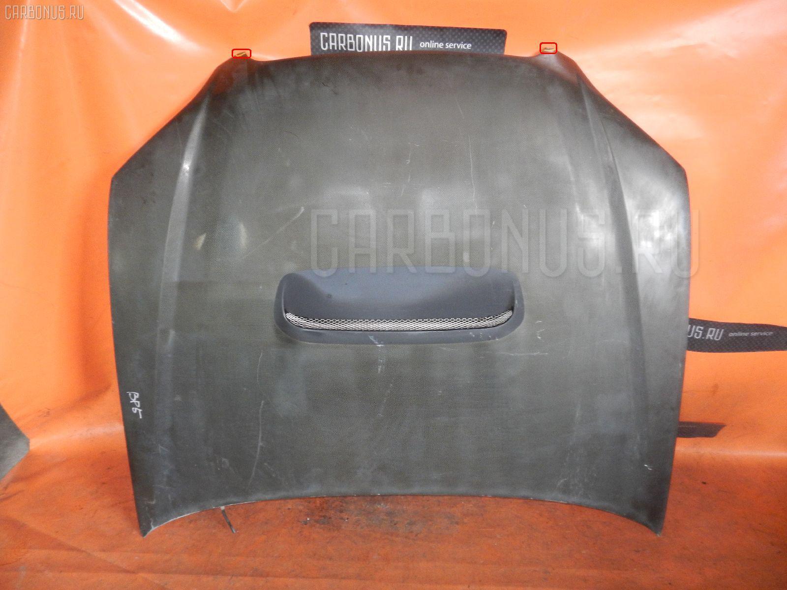Капот Subaru Legacy wagon BP5 Фото 1