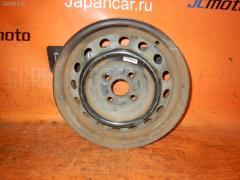 Диск штампованный R14 / 4-100 / 5.5JJ Фото 1