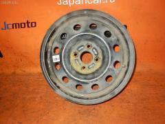 Диск штампованный R15 / 4-100 / 5.5JJ Фото 3