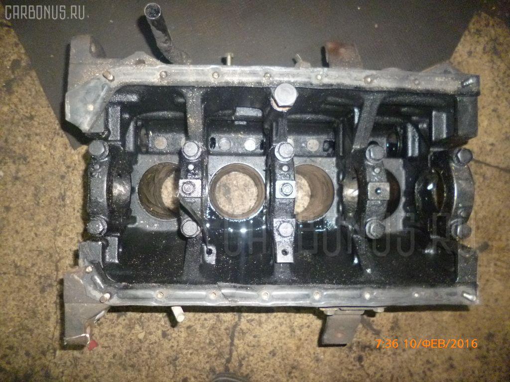 Блок двигателя TOYOTA DYNA BU22 B Фото 4