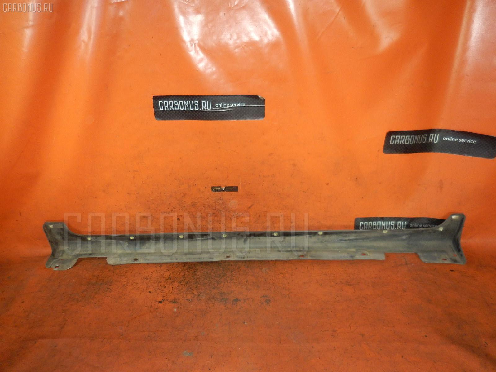 Порог кузова пластиковый ( обвес ) TOYOTA CALDINA ST215G. Фото 9