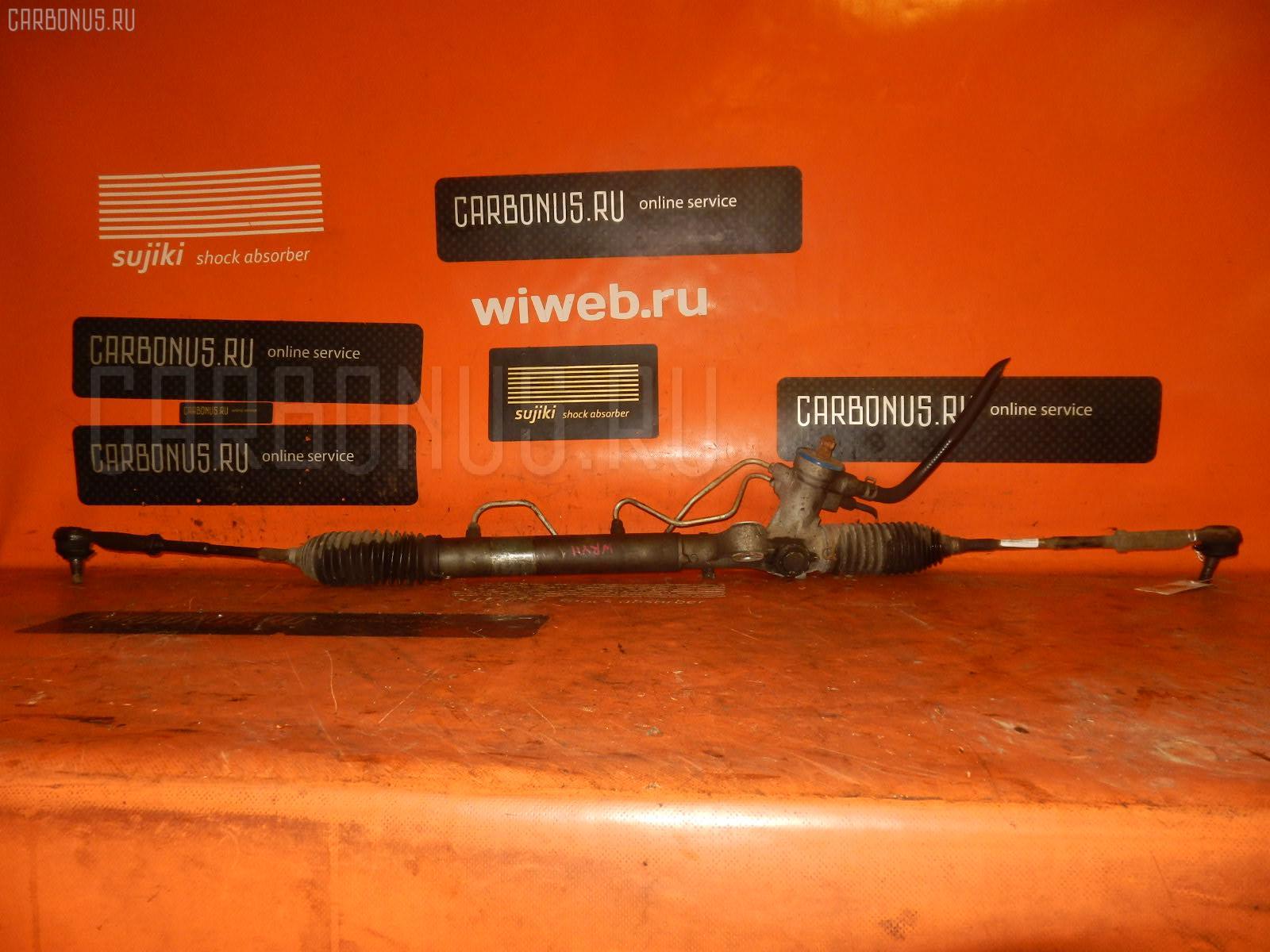 Рулевая рейка NISSAN WINGROAD WRY11 QR20DE. Фото 5