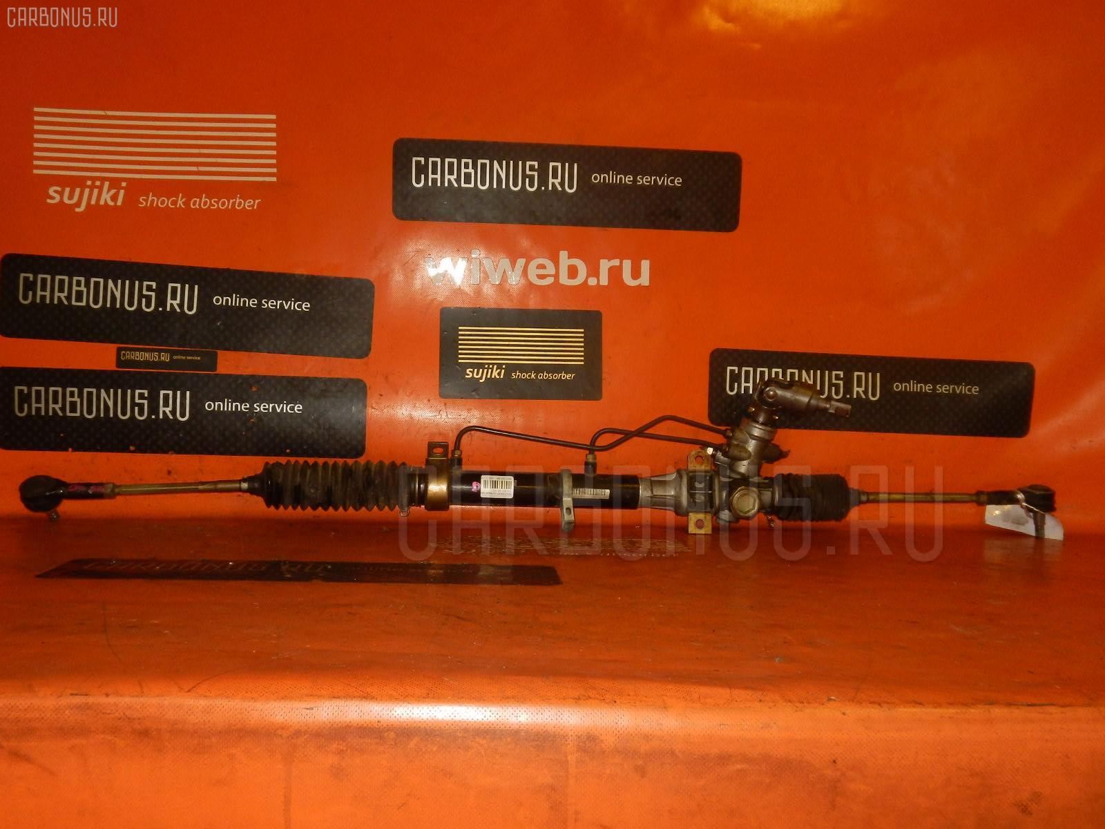 Рулевая рейка MAZDA DEMIO DW3W B3-ME. Фото 4