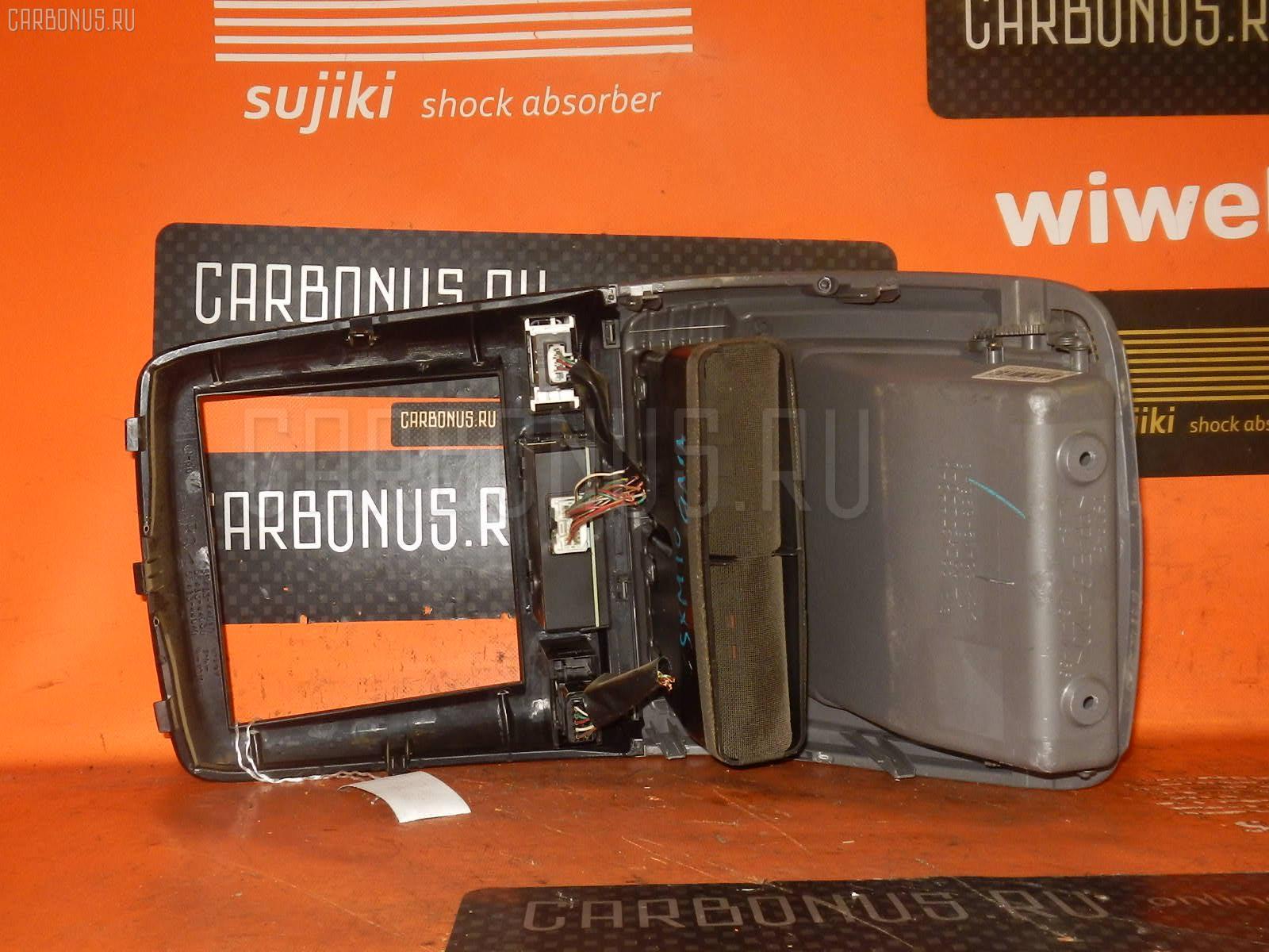 Консоль магнитофона TOYOTA GAIA ACM10G. Фото 4