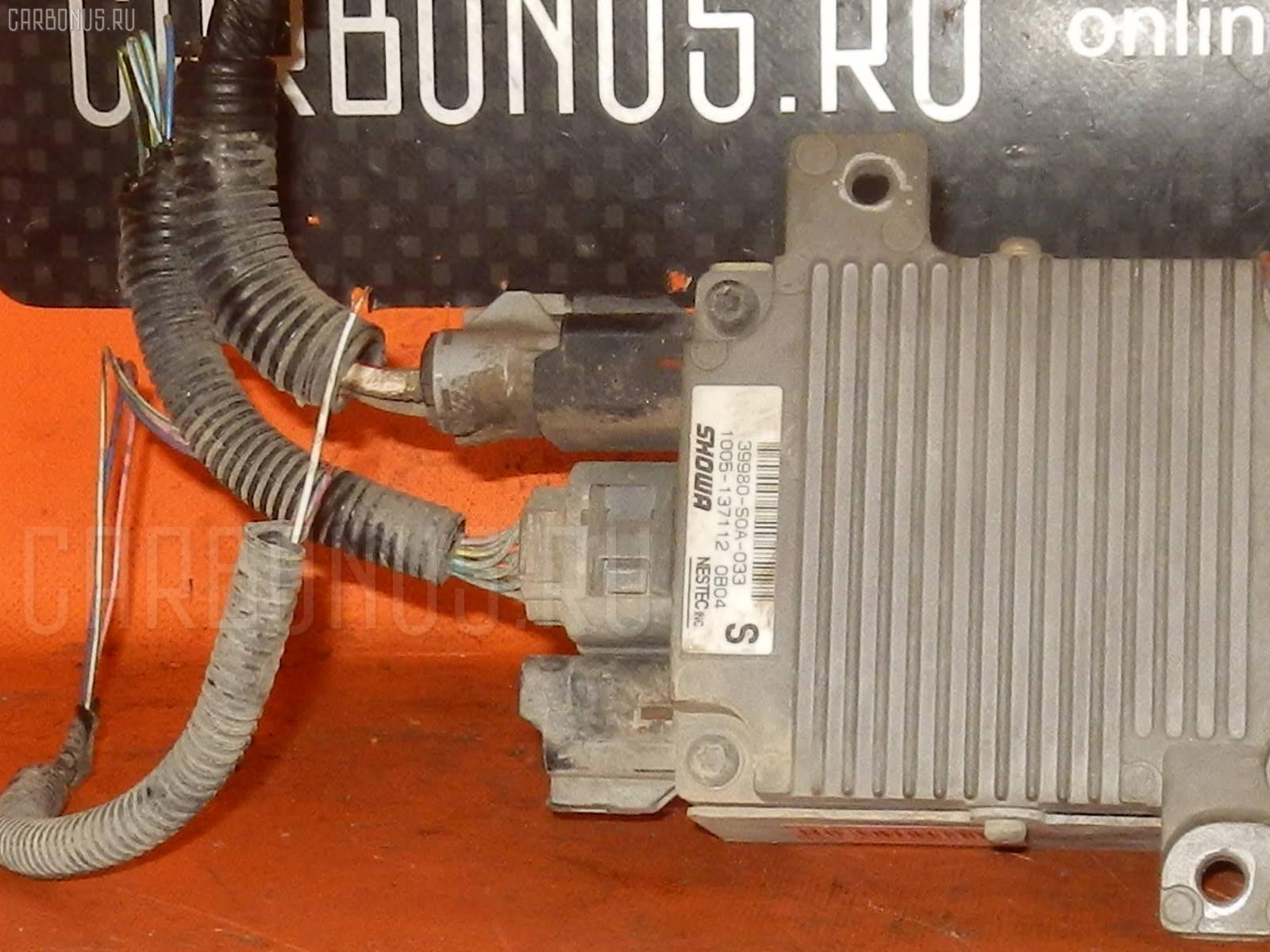 Блок управления электроусилителем руля HONDA ACCORD WAGON CF6 F23A. Фото 10