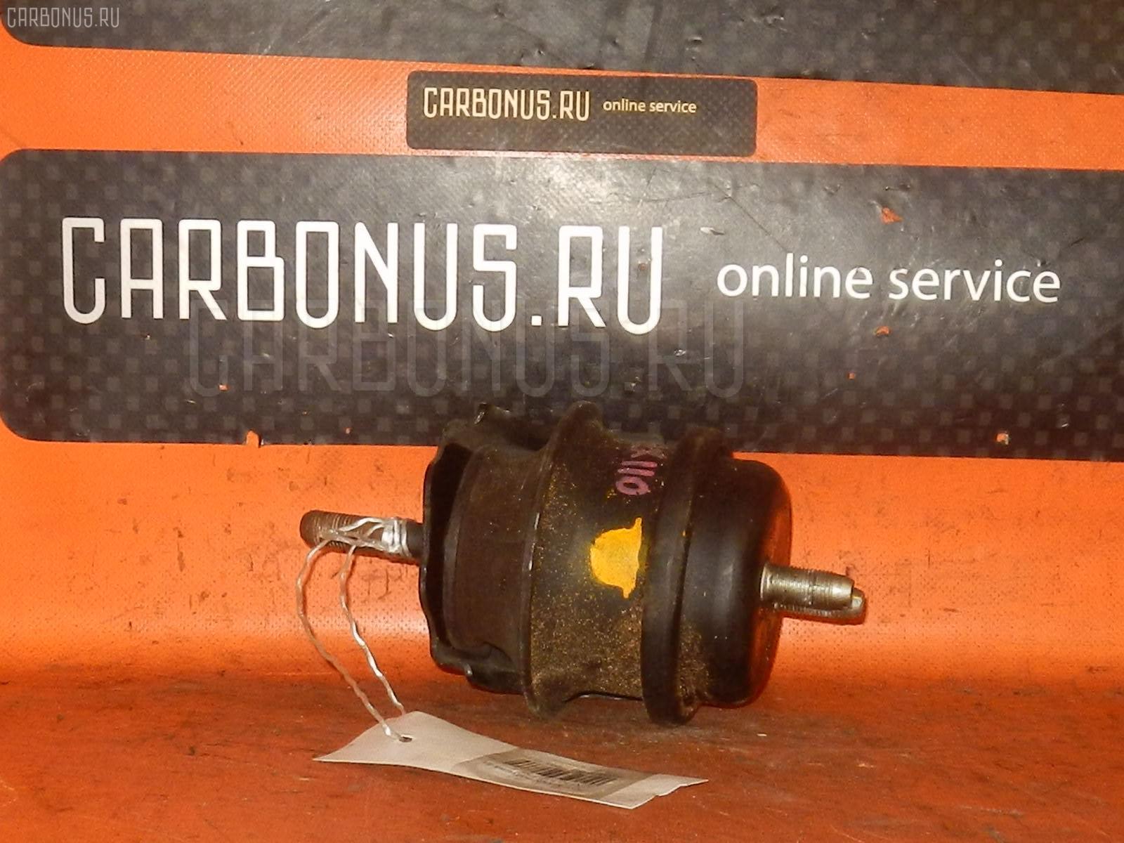 Подушка двигателя TOYOTA MARK II JZX110 1JZ-FSE. Фото 10