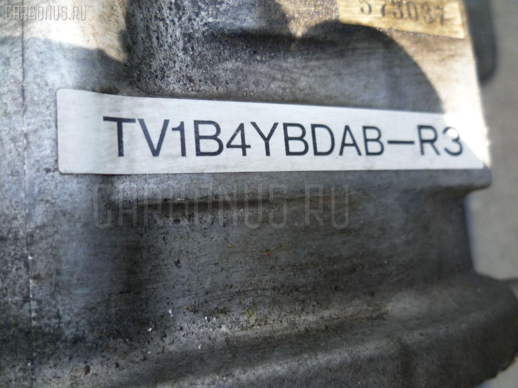 КПП автоматическая SUBARU LEGACY WAGON BH5 EJ206. Фото 4